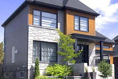 plan de maison habitat concept